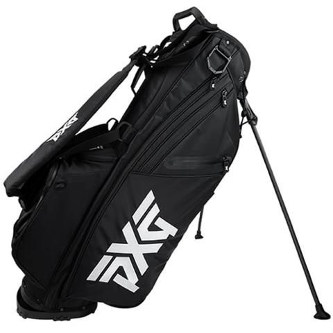 PXG Lightweight Carry Golf Stand Bag Black