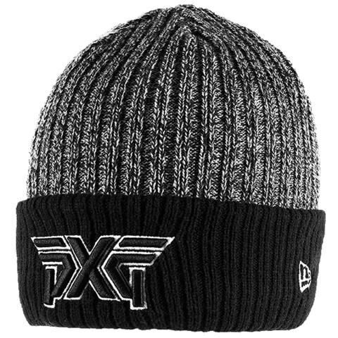 PXG Silver Lining Knit Winter Golf Beanie Hat
