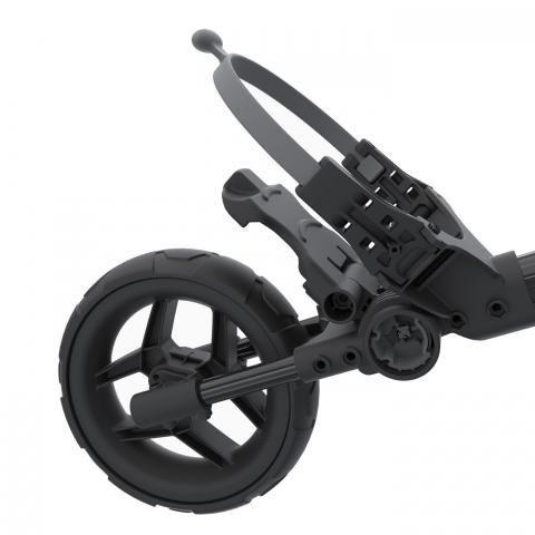 Rovic by Clicgear RV1C Compact Push Trolley