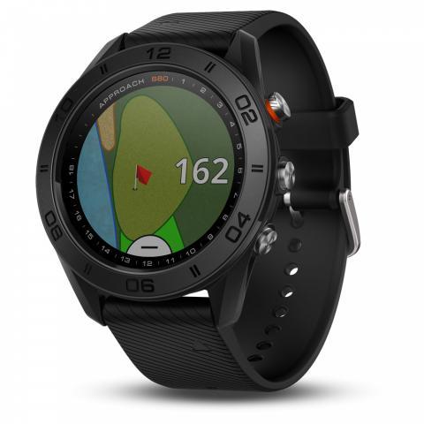 Garmin Approach S60 GPS Watch Black