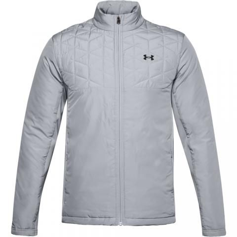 Under Armour ColdGear Reactor Storm Ripstop Hybrid Jacket Mod Grey/Black
