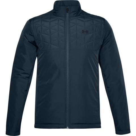 Under Armour ColdGear Reactor Storm Ripstop Hybrid Jacket Mechanic Blue/Black