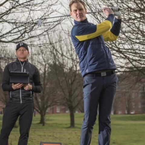 Elite Golf Performance Training Half Day