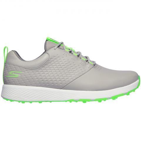 Skechers GO GOLF Elite V4 Golf Shoes Grey/Lime