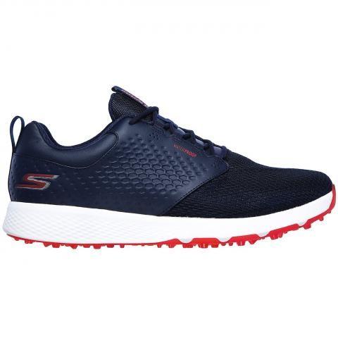Skechers GO GOLF Elite V4 Prestige Golf Shoes Navy/Red