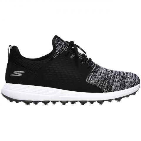 Skechers GO GOLF Max Rover Golf Shoes Black/White