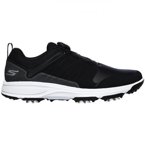 Skechers GO GOLF Torque Twist Golf Shoes Black/White
