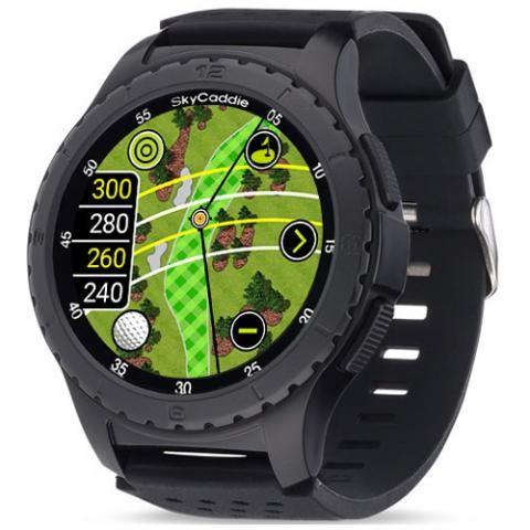 SkyCaddie LX5 GPS Golf Watch Next Generation Smart Watch