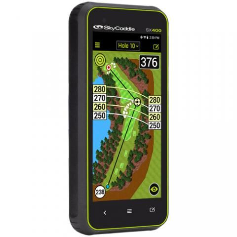 SkyCaddie SX400 GPS Rangefinder