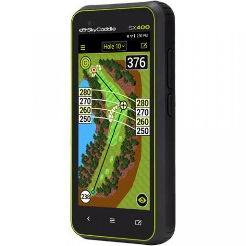SkyCaddie SX400 GPS Rangefinder with Free 1 Year Birdie Membership Plan