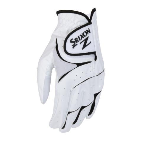Srixon All Weather Golf Glove Right or Left Handed Golfer / White