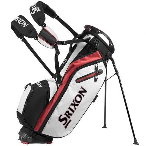 Srixon Z85 Golf Stand Bag White/Black/Red