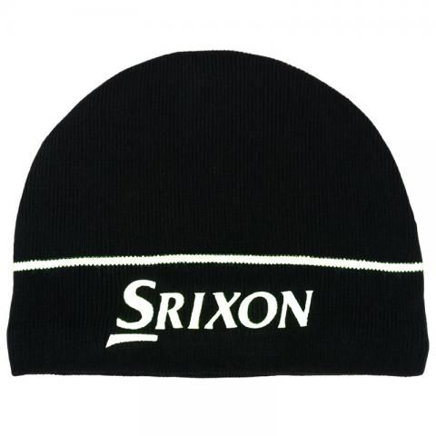 Srixon Winter Beanie Hat Black