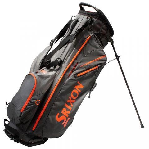 Srixon Nimbus Ultralite Golf Stand Bag Grey/Red