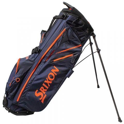 Srixon Nimbus Ultralite Golf Stand Bag Navy/Orange
