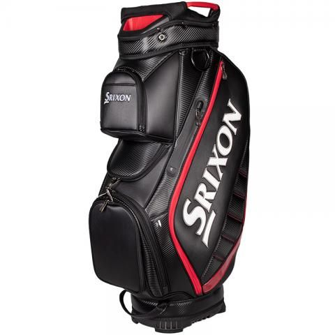 Srixon Tour Golf Cart Bag Black/Red