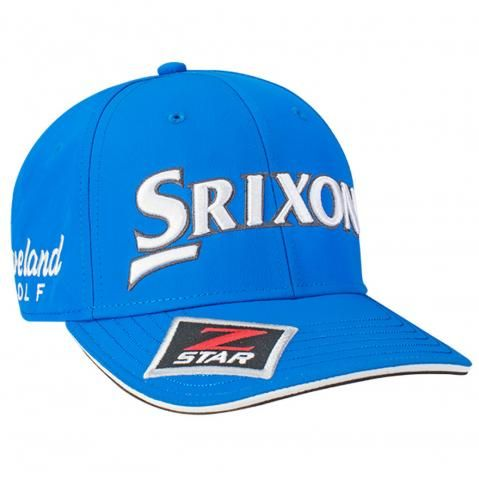 Srixon Tour Staff Adjustable Baseball Cap Blue/White