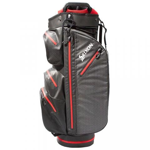 Srixon Ultradry Waterproof Golf Cart Bag Black