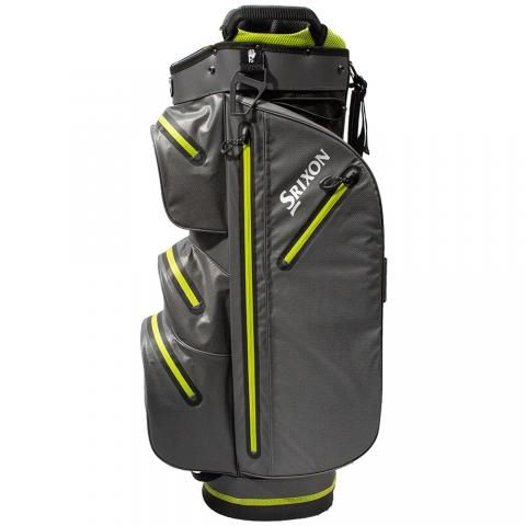 Srixon Ultradry Waterproof Golf Cart Bag Grey