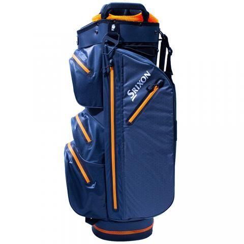 Srixon Ultradry Waterproof Golf Cart Bag Navy