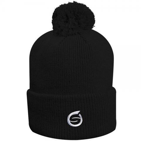 Sunderland Thermal Winter Bobble Hat Black