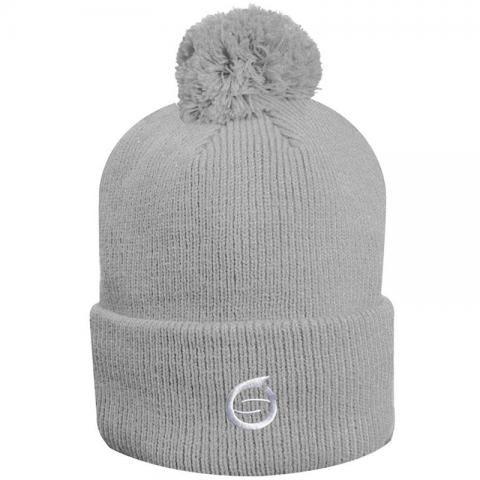 Sunderland Thermal Winter Bobble Hat Light Grey