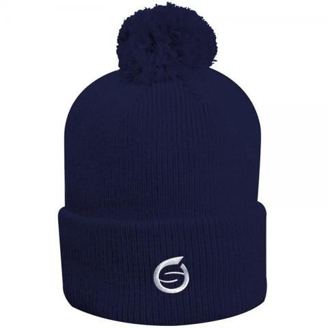 Sunderland Thermal Winter Bobble Hat Navy