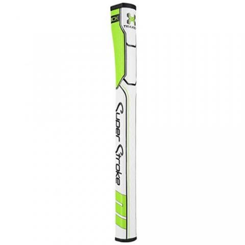 SuperStroke Traxion Wrist Lock Putter Grip Green/White