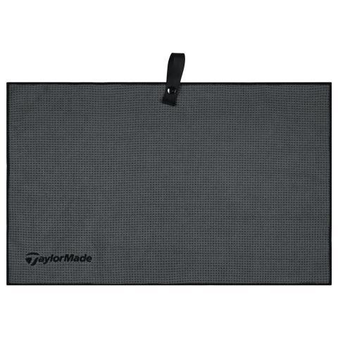 TaylorMade Microfibre Cart Towel Grey