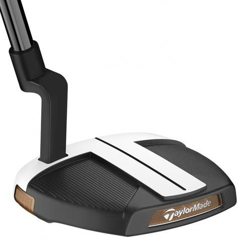 TaylorMade Spider FCG #1 L-Neck Golf Putter Chalk White Mens / Right or Left Handed