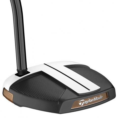 TaylorMade Spider FCG #7 Single Bend Golf Putter Chalk White Mens / Right or Left Handed