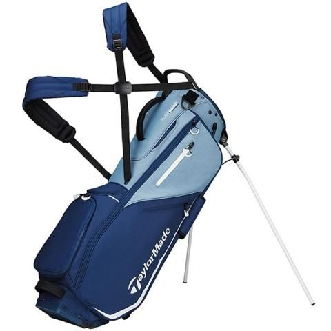 TaylorMade 2020 Flextech Golf Stand Bag Blue Sapphire/Navy