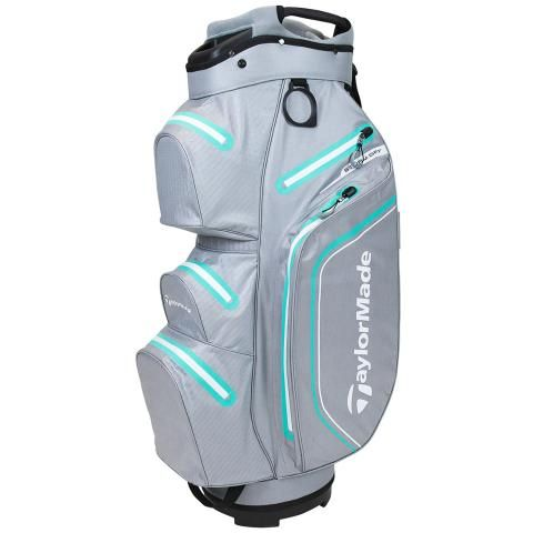 TaylorMade 2021 Storm Dry Waterproof Golf Cart Bag Kalea