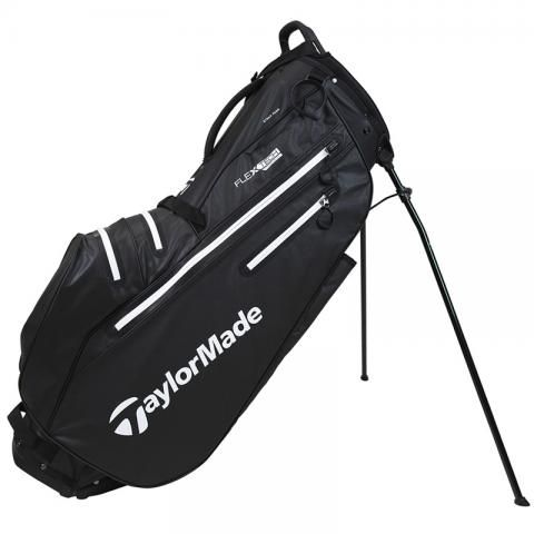TaylorMade 2021 Flextech Waterproof Golf Stand Bag Black