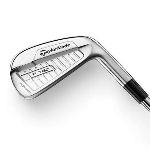 TaylorMade P760 Golf Irons Steel