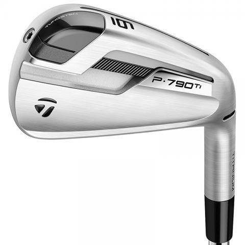TaylorMade P790 Ti Golf Irons Steel Mens / Right Handed