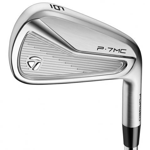 TaylorMade P7MC Golf Irons Steel Mens / Right or Left Handed
