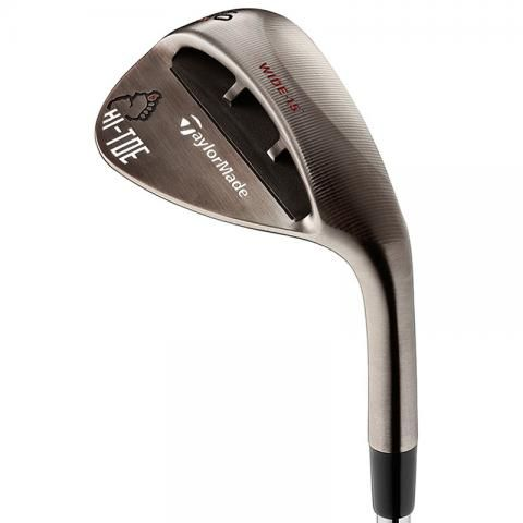 TaylorMade Hi-Toe RAW Big Foot Golf Wedge Mens / Right or Left Handed