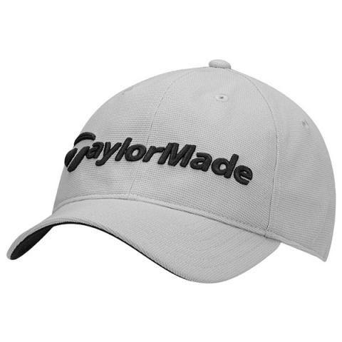 TaylorMade Junior Radar Baseball Cap Grey