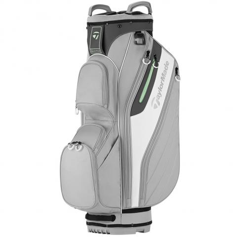 TaylorMade Kalea Ladies Golf Cart Bag Grey/Green