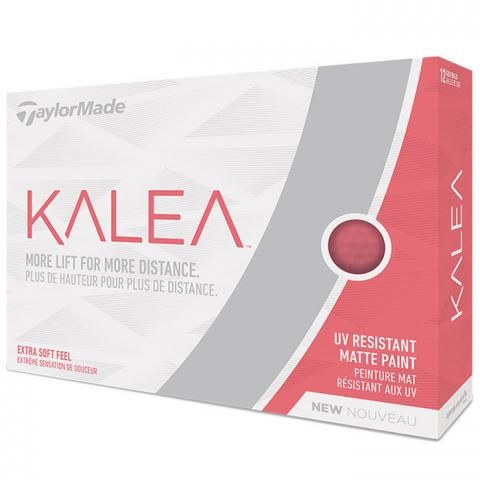 TaylorMade Kalea Ladies Golf Balls Teal / Dozen