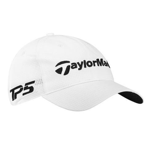 37f23849a99 TaylorMade 2018 LiteTech Tour Baseball Cap White