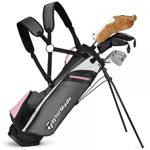 TaylorMade Rory Girls Junior Golf Package Set