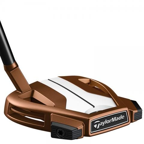 TaylorMade Spider X Golf Putter Dakota Copper/White