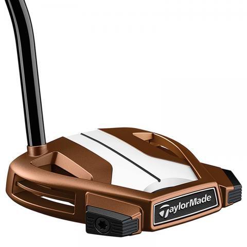 TaylorMade Spider X Golf Putter Dakota Copper/White Single Bend