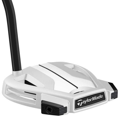 TaylorMade Spider X Golf Putter Chalk/White Single Bend Mens / Right or Left Handed