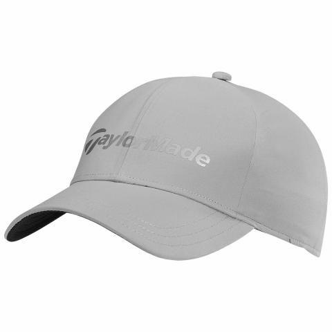 TaylorMade Storm Waterproof Golf Baseball Hat Grey
