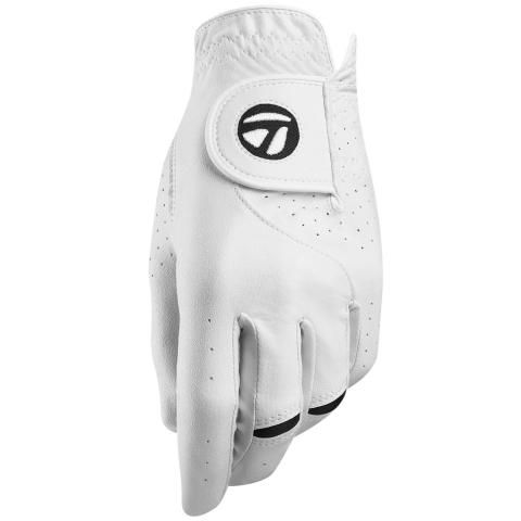 TaylorMade Stratus Tech Golf Glove Right or Left Handed Golfer / White