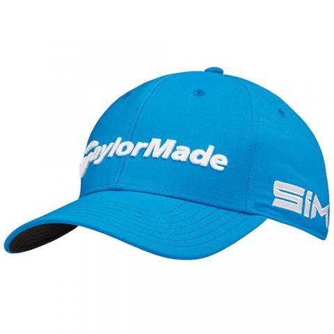 TaylorMade SIM/TP5 Tour Radar 2020 Adjustable Baseball Cap Royal
