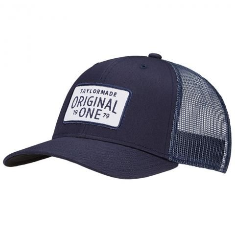 TaylorMade 2021 Original One Trucker Hat Navy